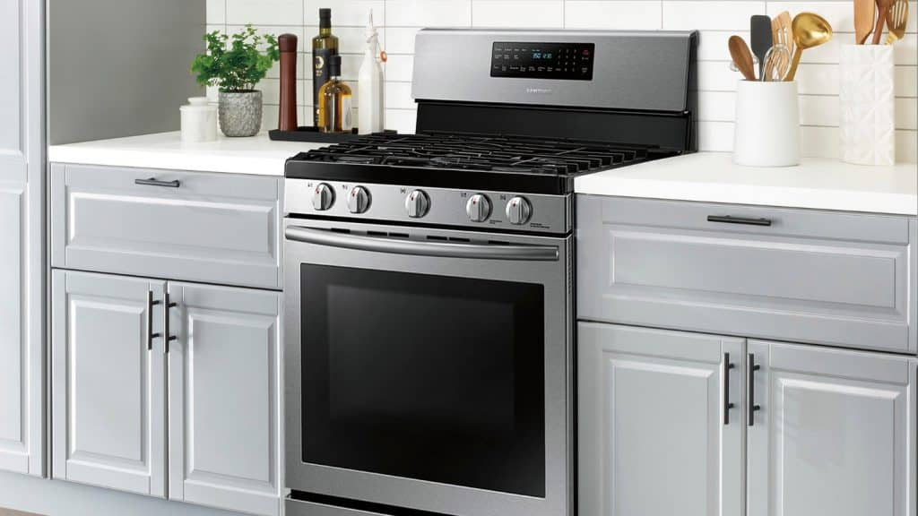 Best Slide-in Electric Range Under 1500