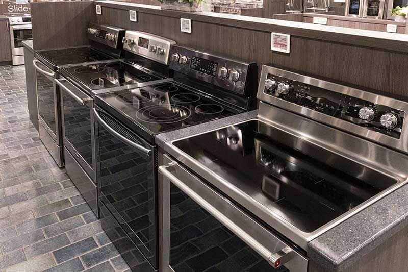 Most Reliable Electric Range