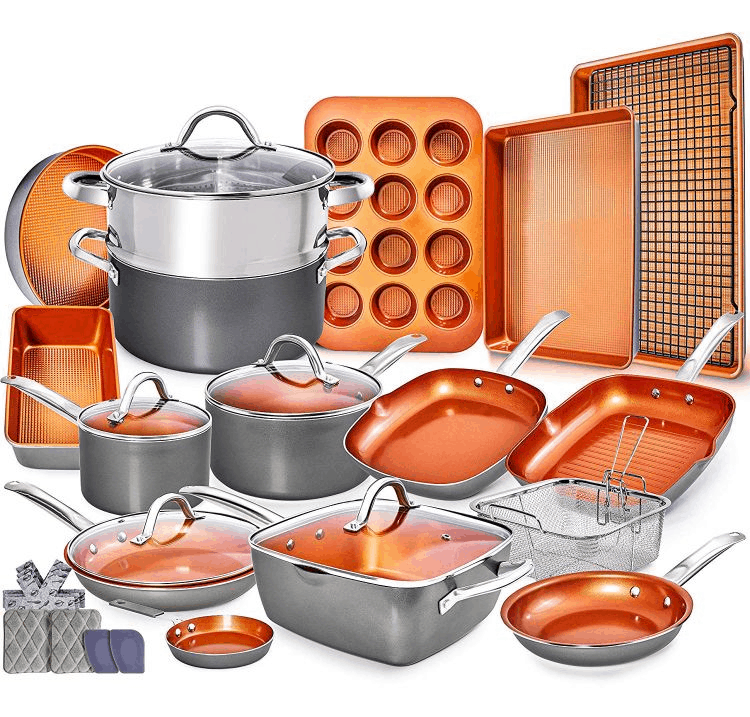 Best Ceramic Cookware for Gas stove