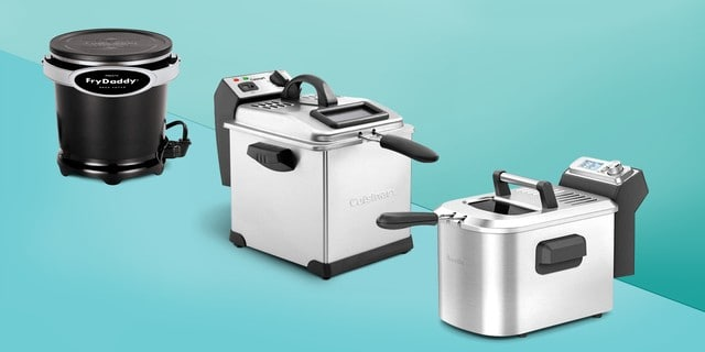 Best Deep Fryer For Small Family