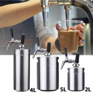 Best Nitro Cold Brew Coffee Makers