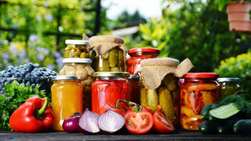 Methods Of Food Preservation And Examples