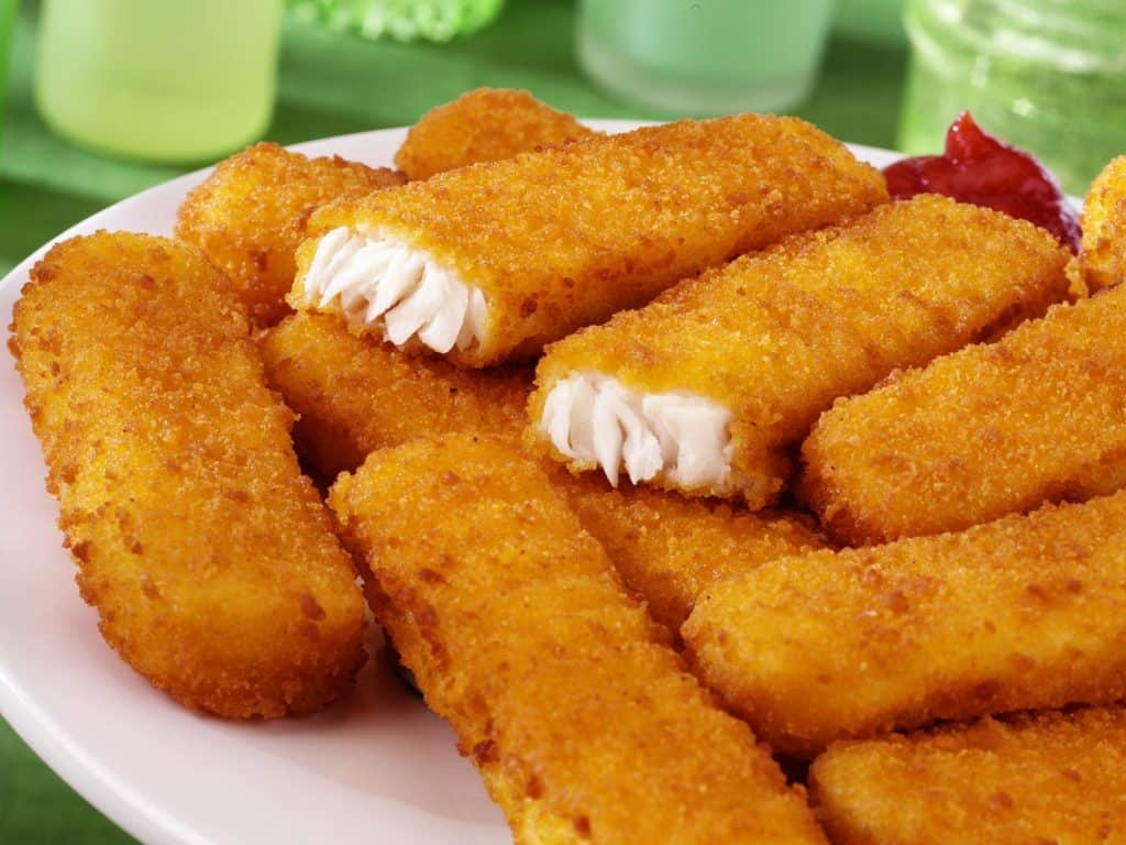 What Goes With Fish Sticks