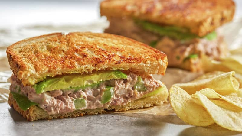 What Goes With Tuna Sandwiches